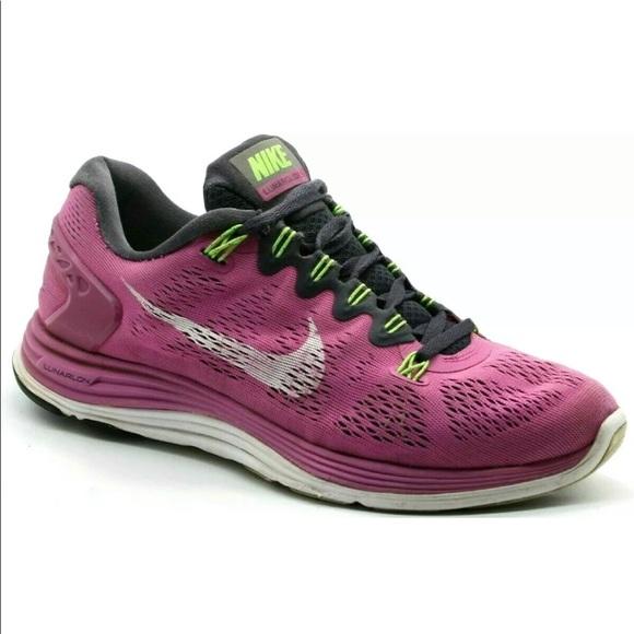 Royaume-Uni disponibilité af980 87a10 Nike Lunarglide 5 + Running Athletic Sneaker